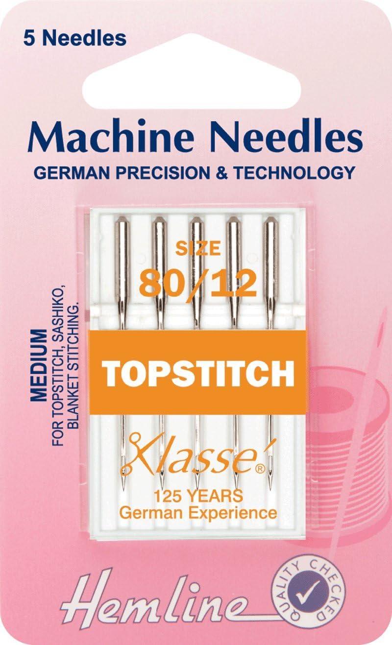 Machine Needles Top-Stitch H118.80