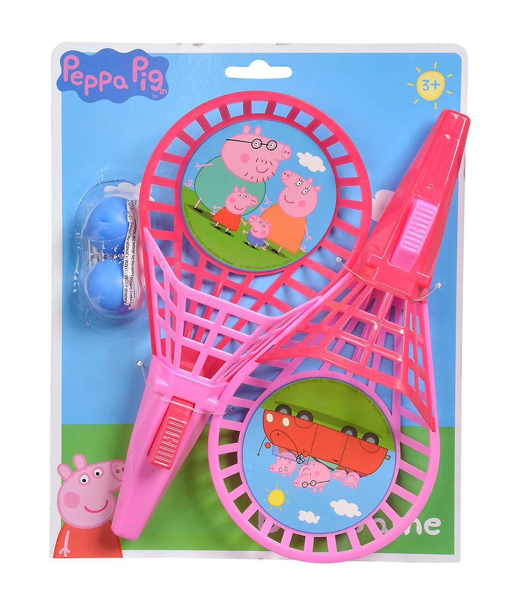 Simba 109262389 Peppa Pig Juego de Pelota de Pesca: Amazon.es ...