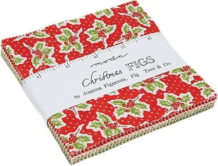 Amazon Com Christmas Figs Charm Pack By Joanna Figueroa Of Fig Tree