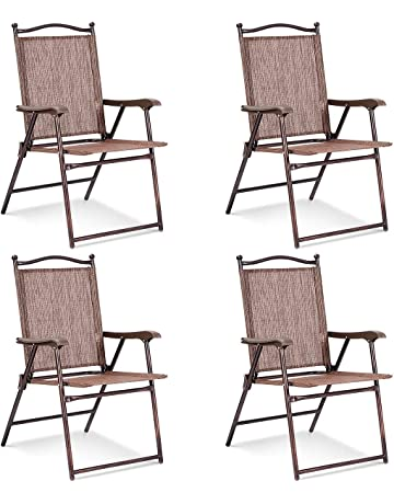 Amazon Com Sling Chairs Patio Lawn Garden