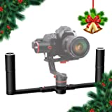 FeiyuTech a Series Double-H and Foldable Set for a2000/a1000 DSLR/Mirroless Gimbal