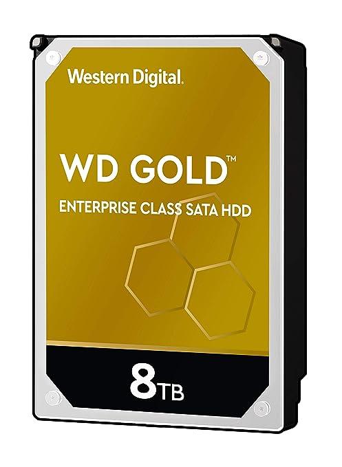 HDD Gold 8TB SATA 256MB 3.5