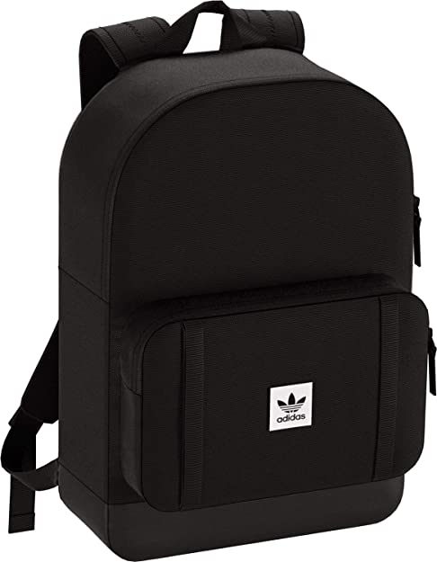 2b86bb1daea947 adidas Classic - Zaini Unisex Adulto, Nero (Black), 17x30x44 cm (W x ...