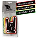 dbspncr the shocker hand sticker bomb duftbaum air. Black Bedroom Furniture Sets. Home Design Ideas