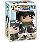 Funko pop Naruto Shippuden - Rock Lee #739 exclusivo