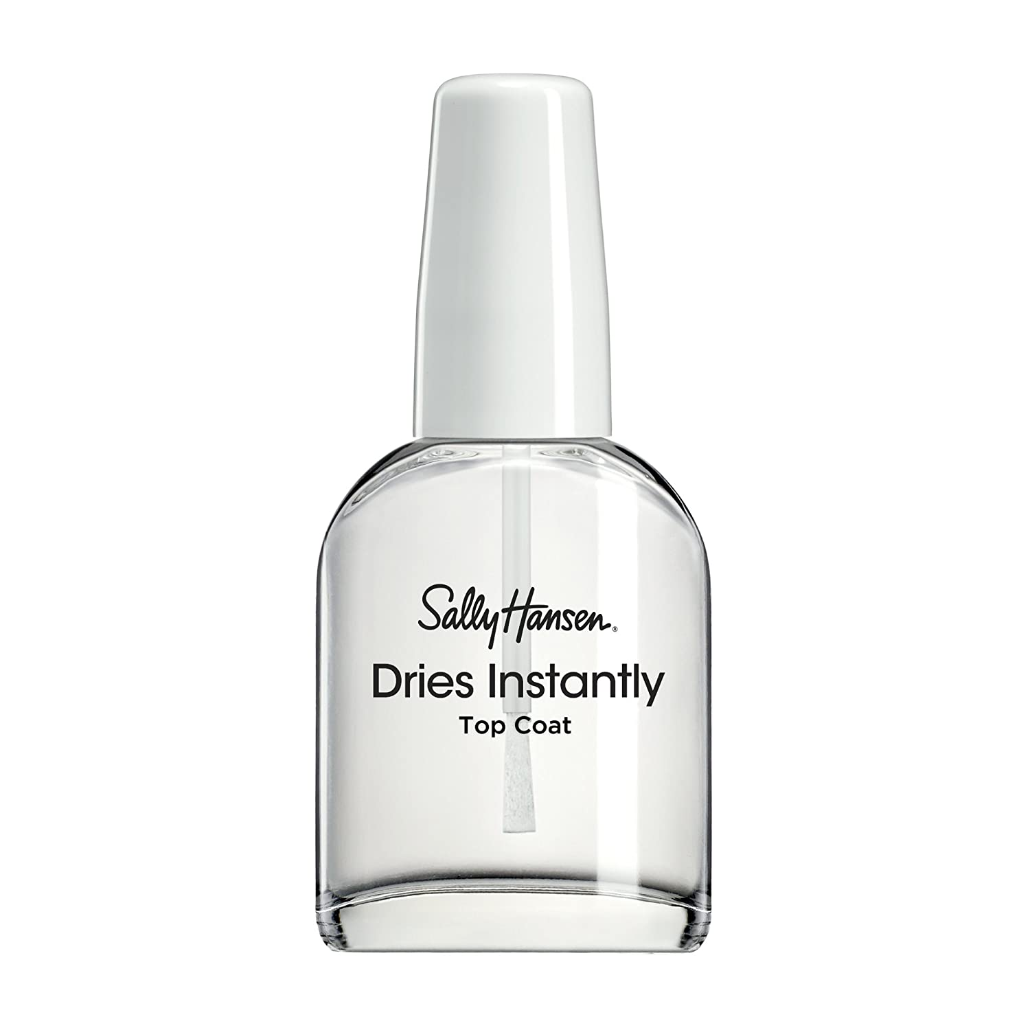 Sally Hansen Dries Instantly Top Coat, 0.45 Fluid Ounce Coty Beauty