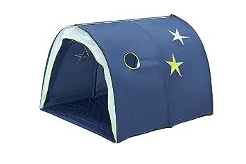 Kinder Etagenbett Camping : Hoppekids tunnel höhle space für hochbett halbhochbett spielbett