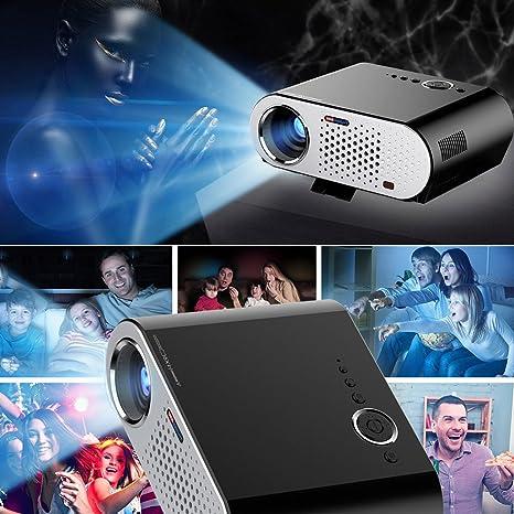 Proyección 200 Inch de la Pantalla LCD 3200lumens Portable Pico ...