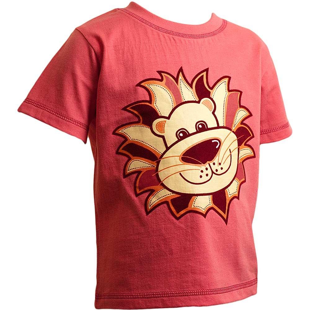 Animal Crazy Kidswear Boys Lion Printed T-Shirt