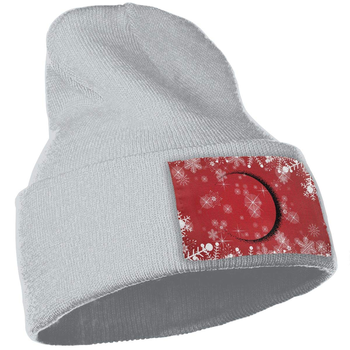 Total Eclipse Observe Men Women Knitting Hats Stretchy /& Soft Ski Cap Beanie