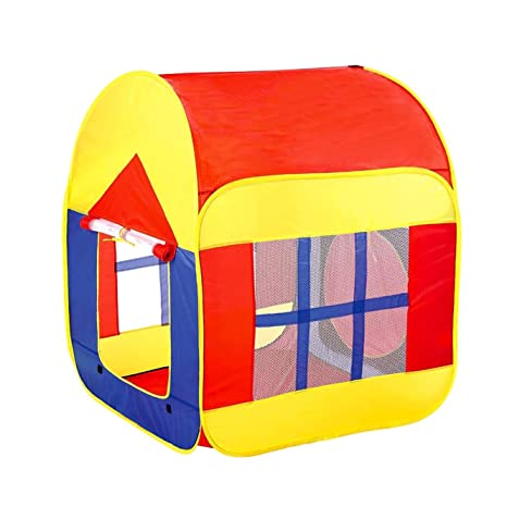 BATTOP-Toysu0026Games Children Play Tent Game Playhouse  sc 1 st  Amazon.com : kids play tent and tunnel set - memphite.com