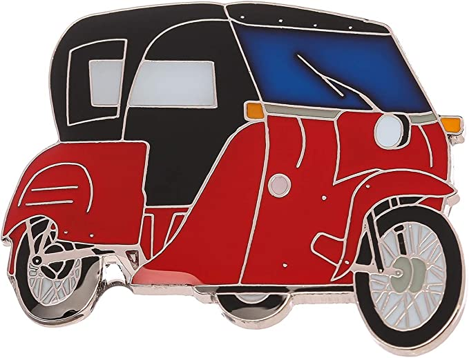 Simson Pin Duo 4 2 In Red Auto