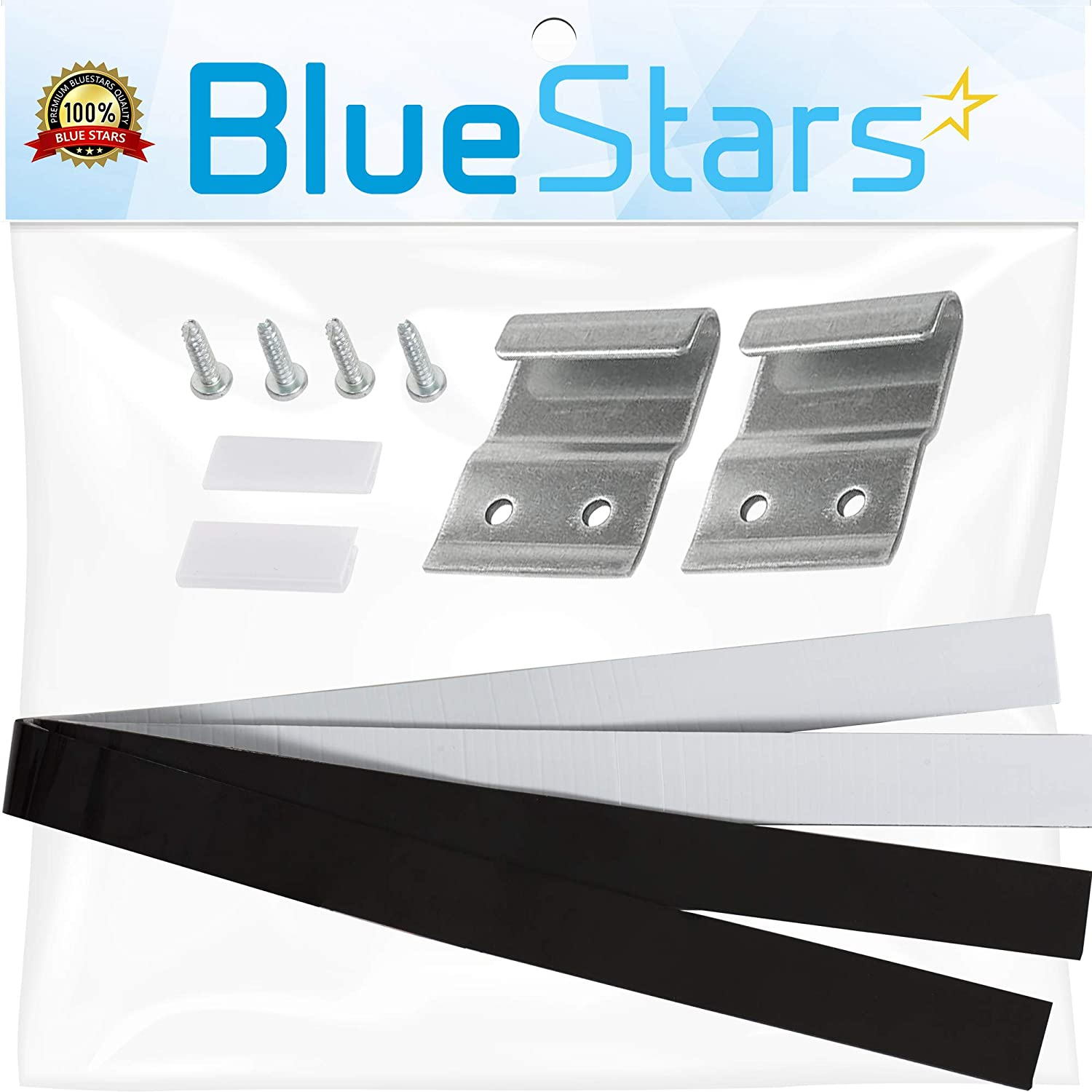 Ultra Durable 8572546 Dryers & Washers Stacking Kit Replacement Part by Blue Stars - Exact Fit for Whirlpool & Kenmore Dryers & Washers - Replaces AP3866331, 8572546