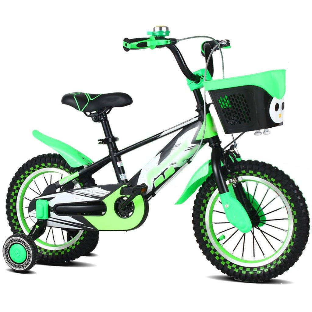 CGN子供用自転車、学生用子供用ベビーキャリーベビーボーイ自転車 soft B07CFWXQVG14\