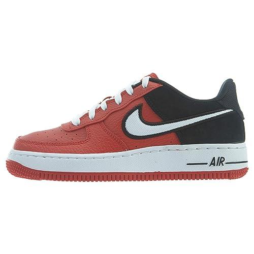 chaussures de sport 56323 b19f3 Nike Air Force 1 Lv8 1 GS Av0743-600, Sneakers Basses Mixte ...