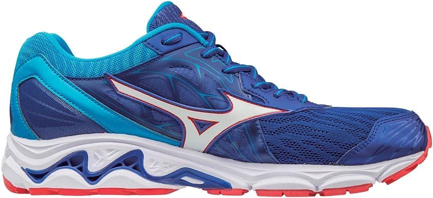 Mizuno Wave Inspire 14 Zapatilla para Correr - 45: Amazon.es: Zapatos y complementos
