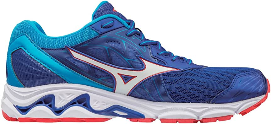 Mizuno Wave Inspire 14 Zapatilla para Correr - 45: Amazon.es ...