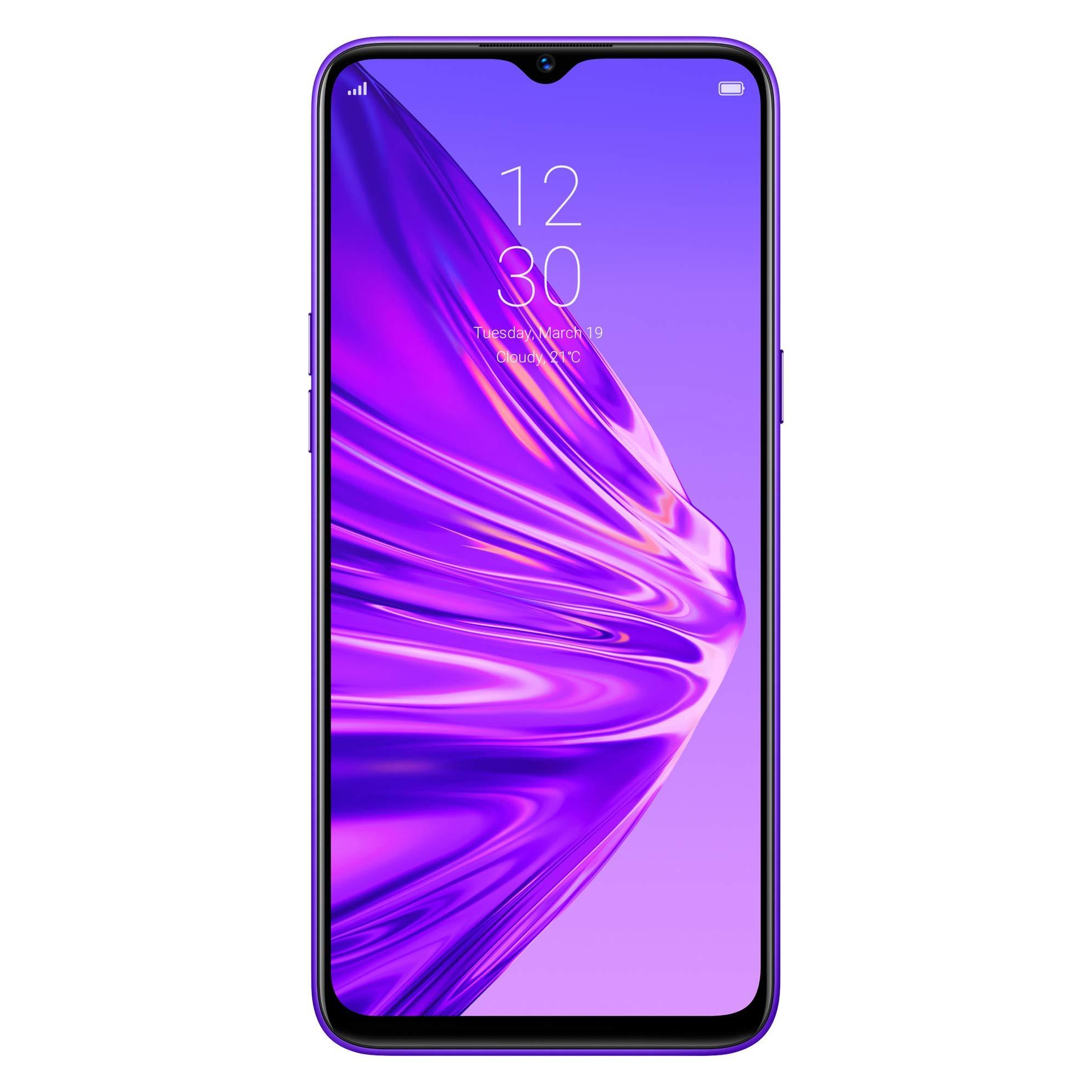 Realme 5 (Crystal Purple, 128 GB)(4 GB RAM)