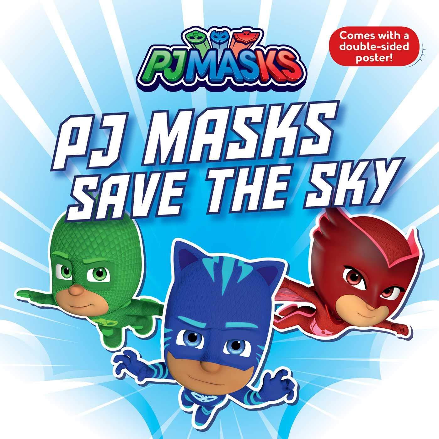 Pj Masks Save the Sky: Amazon.es: Michaels, Patty: Libros en ...