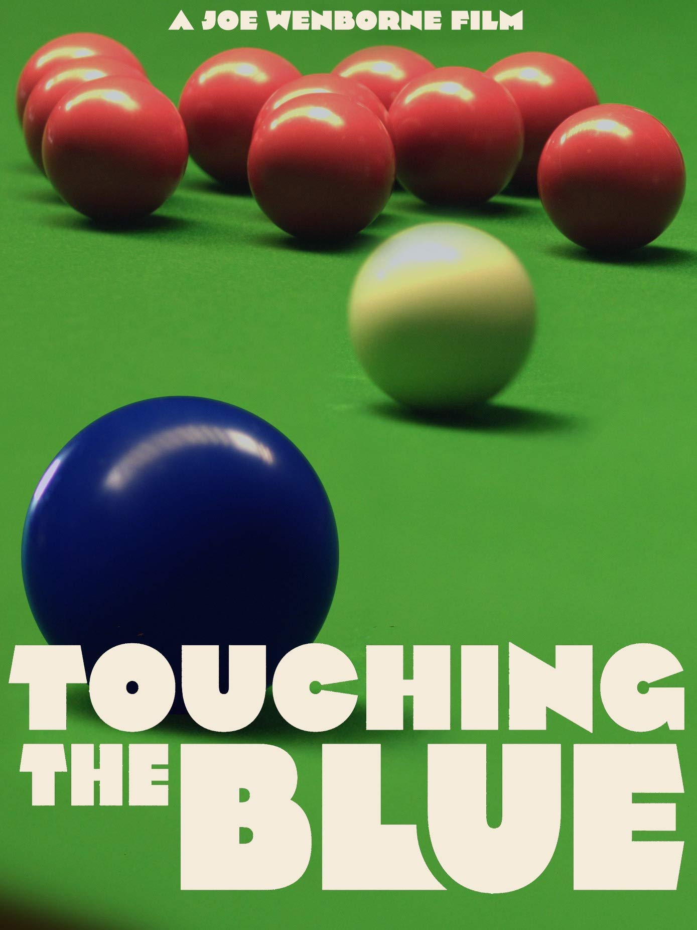 Touching the Blue