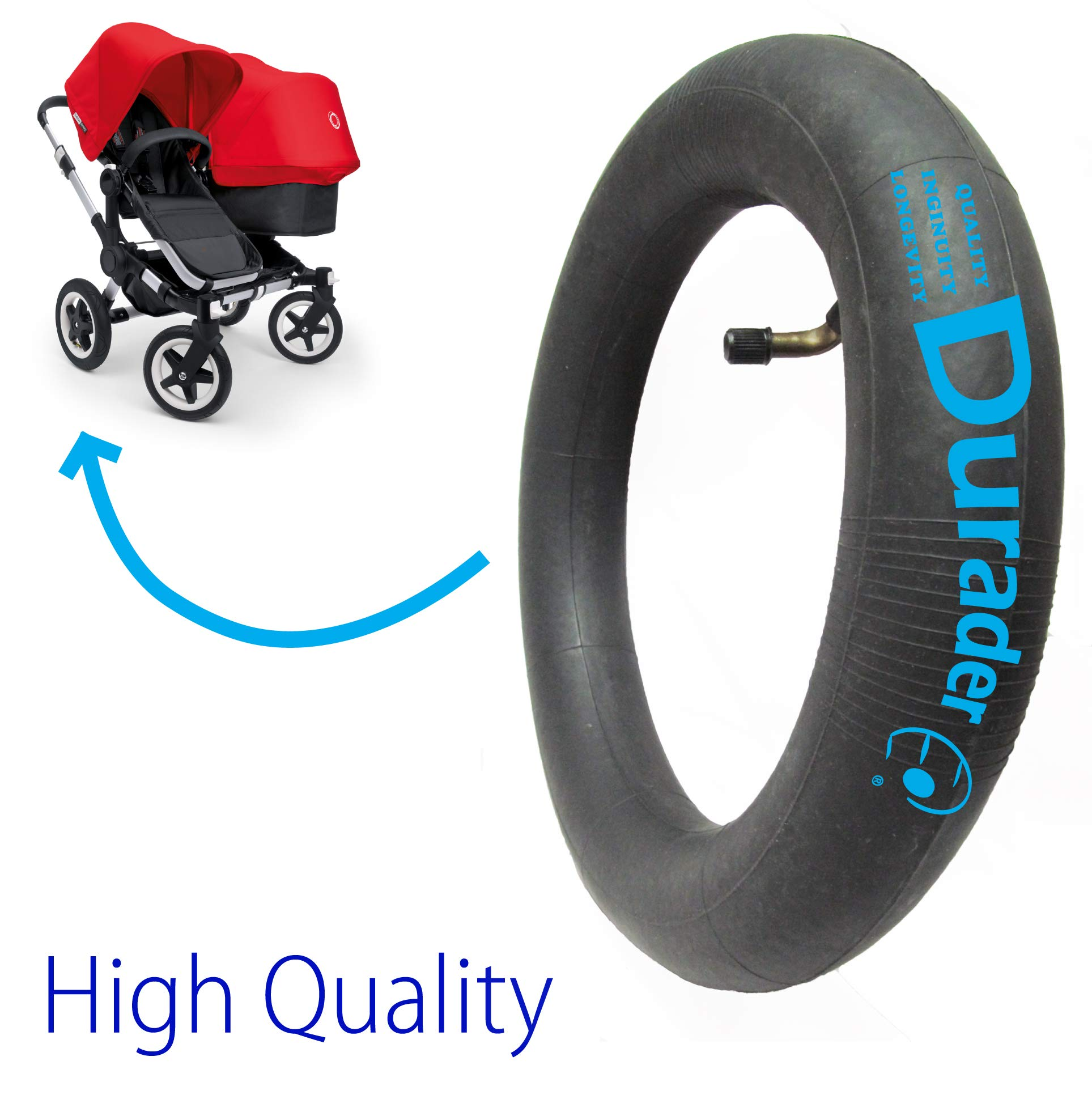 rear tire tube for Bugaboo Donkey Duo stroller by Lineament (Image #1)