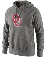 Men's Nike Oklahoma Sooners Logo Hoodie