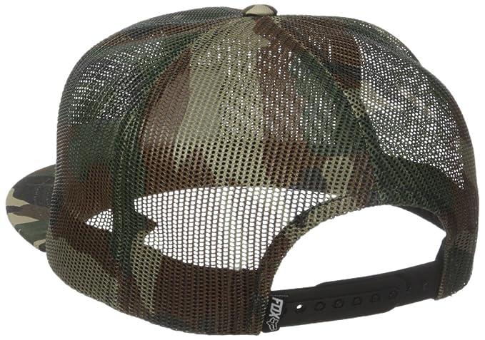 0cf29bc5 Fox Men's Implication Snapback Hat, Camo, One Size at Amazon Men's Clothing  store:
