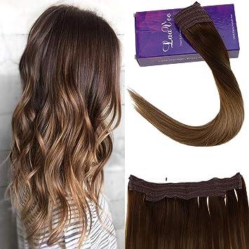 Haare von dunkelbraun auf hellbraun färben