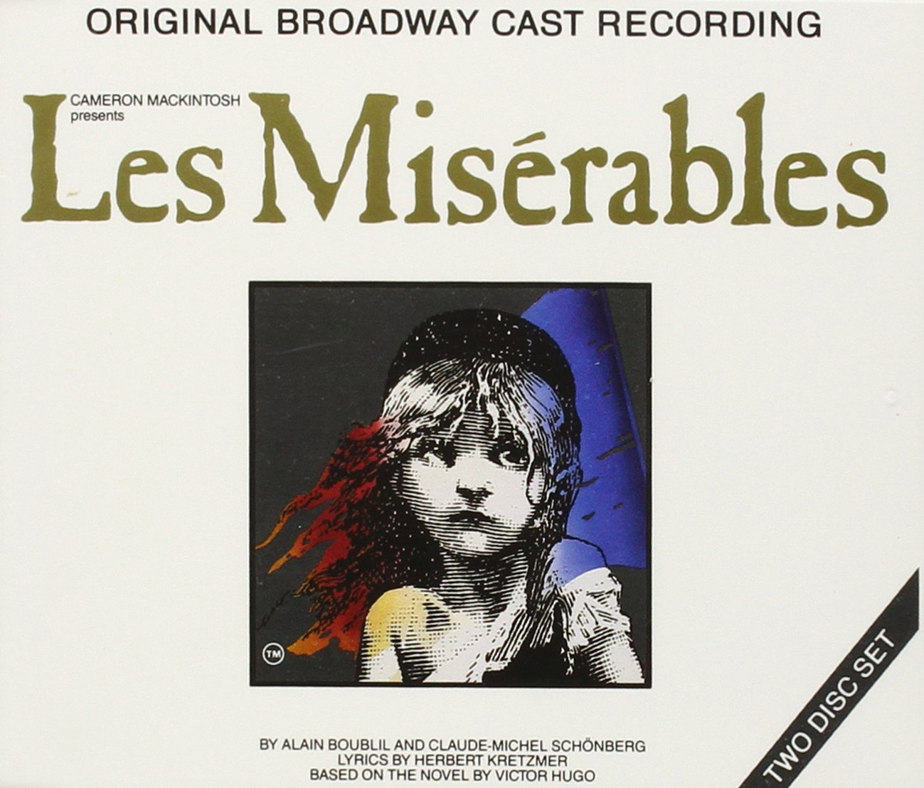 Les Miserables (1987 Original Broadway Cast) by Geffen