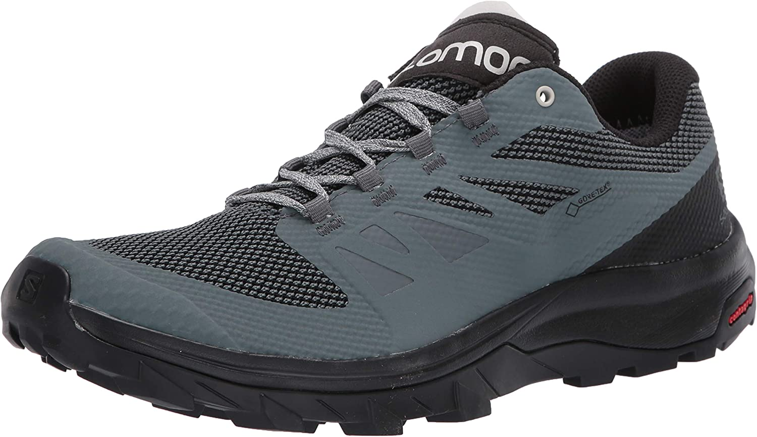 salomon outline gtx hiking shoes - men's de