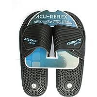 Acu-Reflex Massage Sandals. 1 Pair. ReflexologySandals. Acu-Shiatsu Sandals (S (Women 6-7))