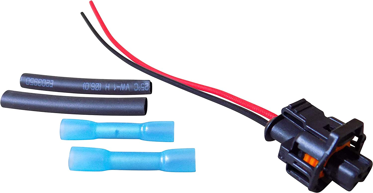 Amazon.com: Injector Wiring Harness Repair Pigtail Connector for 6.6l LLY  2004.5-2005 Duramax: AutomotiveAmazon.com