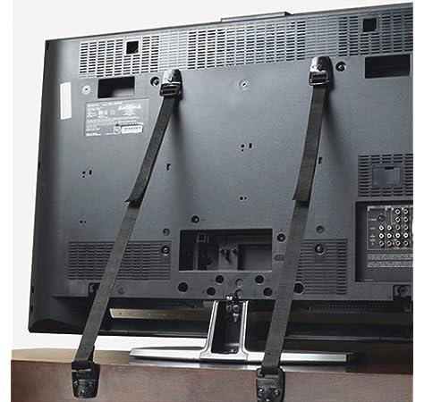 TV correa,Freesoo 2pcs anti-volcaduras TV correa seguridad para muebles - Producto de