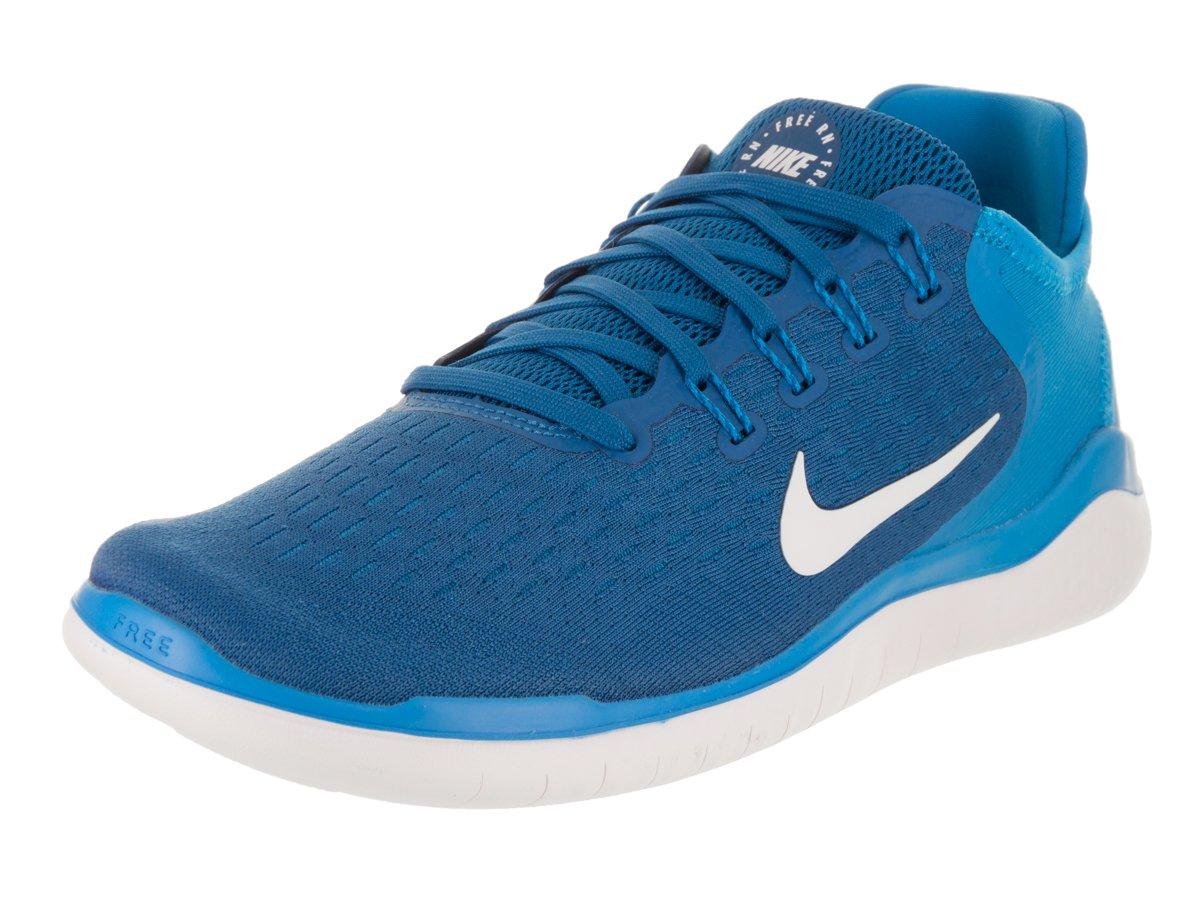 NIKE Men's Free Rn 2018 Running Shoe B075ZYS9WY 9 M US|Team Royal/White Photo Blue