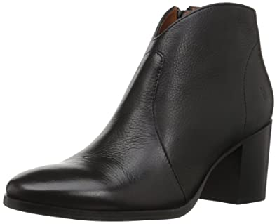 Women's Nora Zip Short Ankle Boot