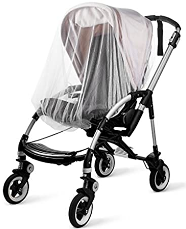 kidluf mosquito and bug net for baby strollers bassinets cradles and car seats u2013