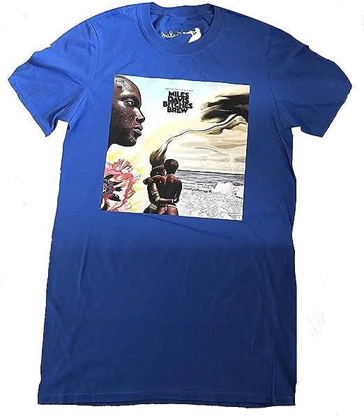 Miles Davis Bitches Brew Offizielles Herren T Shirt