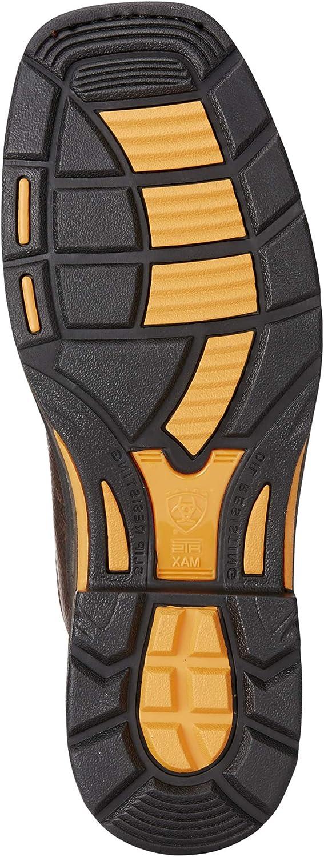 ARIAT Mens Workhog Venttek Matrix Construction Boot