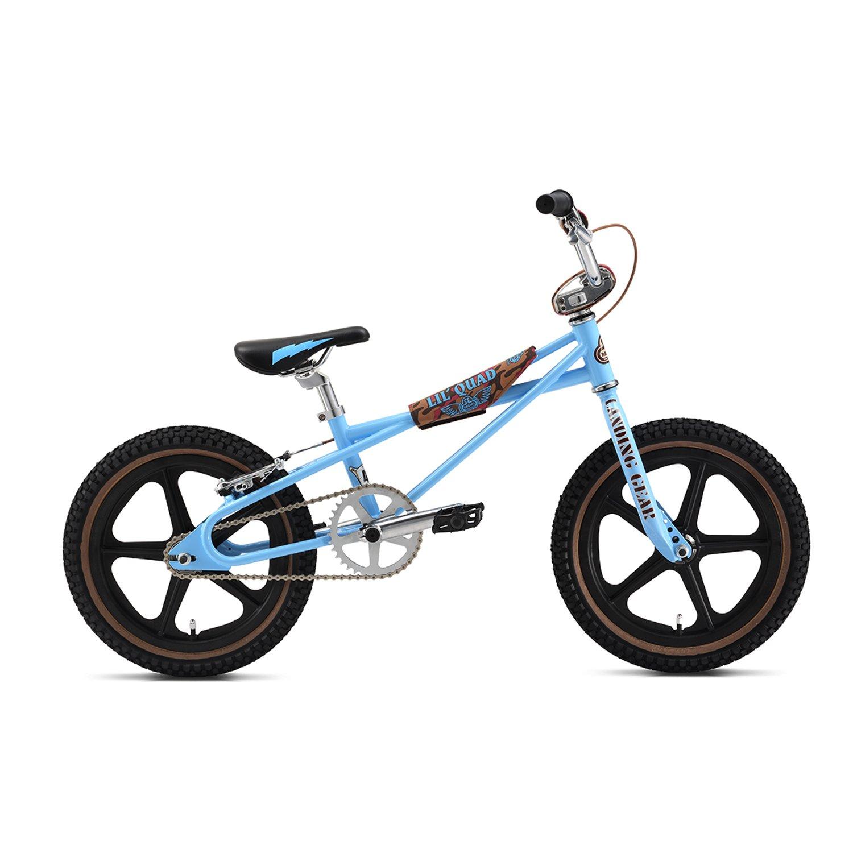 Se Lil Quad 16 BMX Bike – 2017 B06Y1XSGQQブルー 20