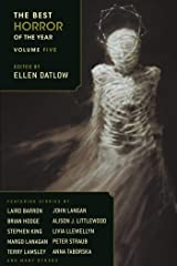 The Best Horror of the Year Volume 5 Kindle Edition