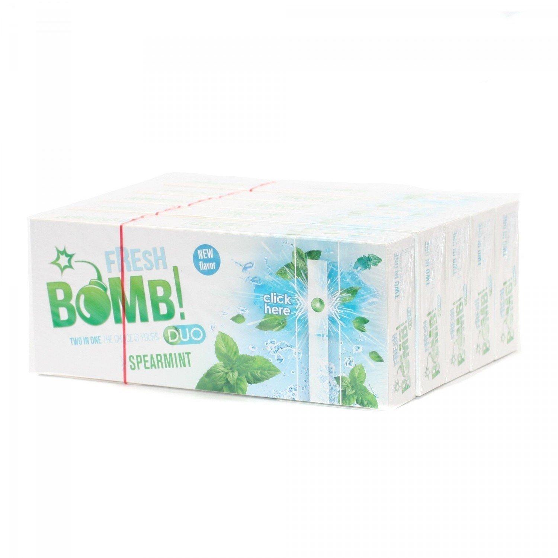 Fresh Bomb Spearmint tubos 100 unidades - 5 paquetes de 100 unidades: Amazon.es: Salud y cuidado personal