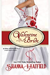 Valentine Bride: A Sweet Romance Novella (Holiday Brides) (Volume 1)