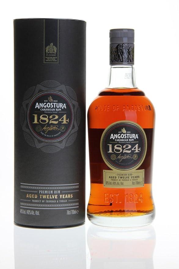 2 opinioni per 1824 Hand Casked Premium Rum 12 Years Limited Reserve Angostura 0.7 l
