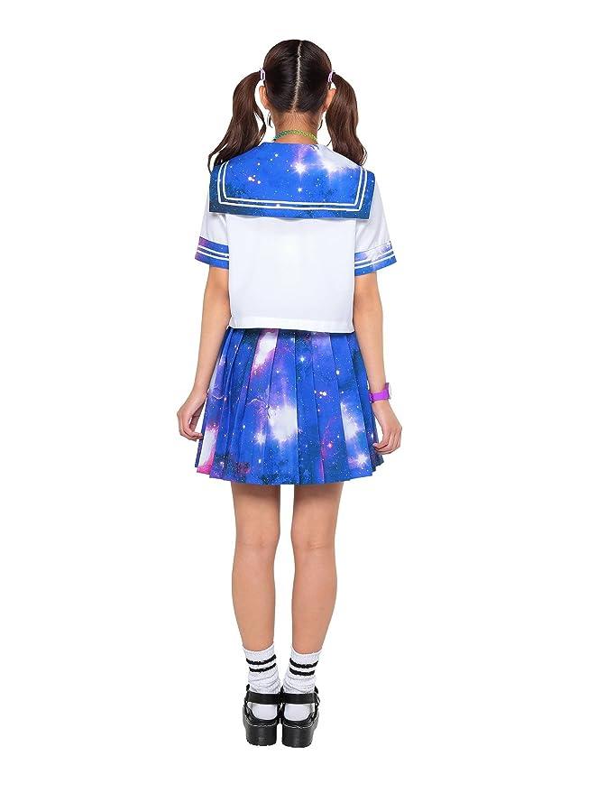 Neo ropa graeficos marinero Galaxia azul de las senoras del ...