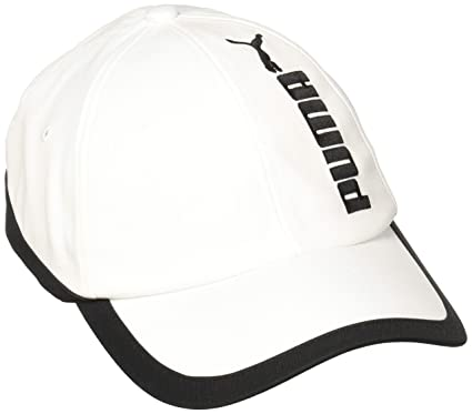 Puma Premium Archive - Gorra de béisbol, Talla única, Color Blanco ...