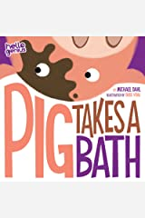 Pig Takes A Bath (Hello Genius) Kindle Edition