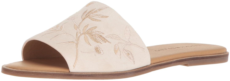 Lucky Brand Women's Davin Slide Sandal B077G6NHDN 5.5 M US|Sandshell