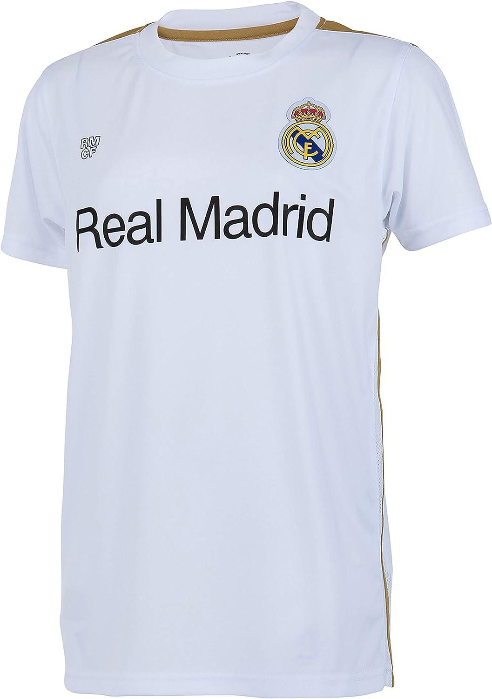 Real Madrid Camiseta Colección Oficial - Hombre - Talla L: Amazon ...