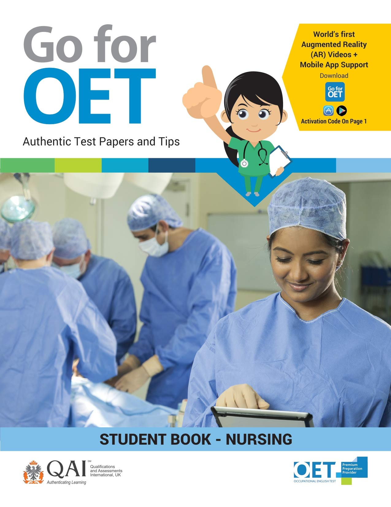 Buy Go For OET : Authentic Test Papers And Tips Book Online at Low ...
