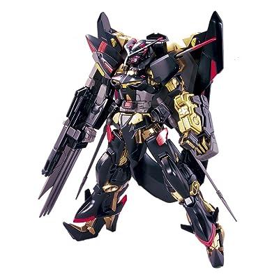 Bandai Hobby #59 HG Gundam Gold Frame Astray Amatu Mina Model Kit, 1/144 Scale: Toys & Games